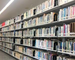 書庫環境已大大改善
