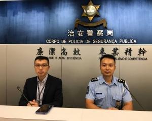 司警拘捕無責任學長