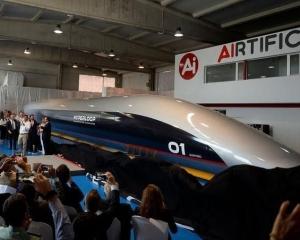 【快過飛機】超迴路列車最快2019年面世
