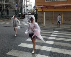 颱風「康妮」料明午登陸韓國南部沿岸