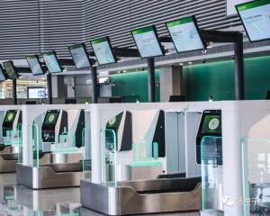上海機場推中國首個臉部辨識自助登機