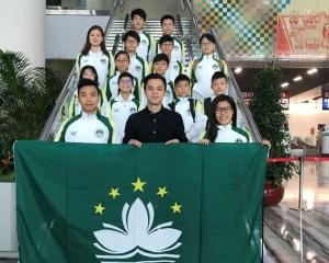 澳青少年壁球員挑戰中國錦標賽