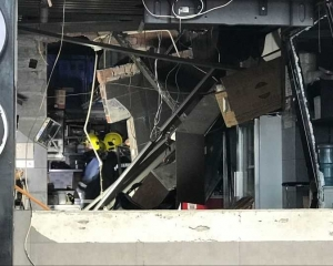 疑因雪櫃摩打火花引爆洩漏石油氣