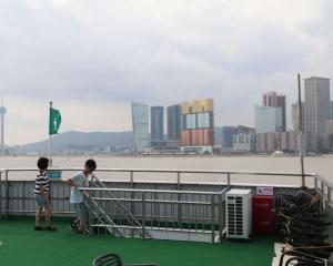 文綺華:第二條海上遊航線審批後可望開通