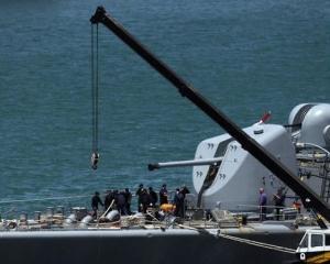 阿根廷宣布發現「聖胡安號」潛艇