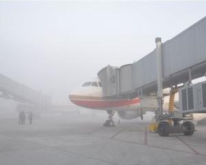 成都機場逾百航班延誤或取消