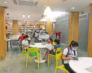 公共圖書館下周一部分服務暫停