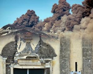 意國西西里島4.8級地震10傷