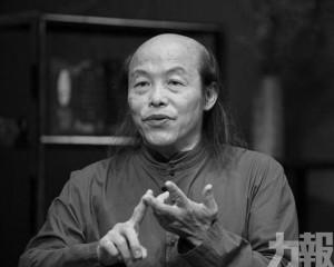 台灣知名作家林清玄逝世