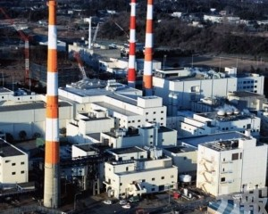 日本茨城縣發生核洩漏事故