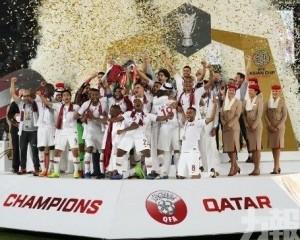 卡塔爾歷史性捧亞洲盃錦標