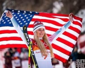 滑雪傳奇禾恩宣布退役