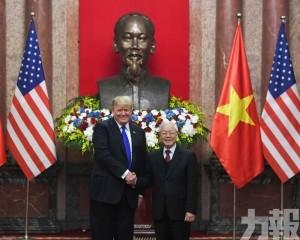 稱越南是朝鮮棄核後發展的榜樣