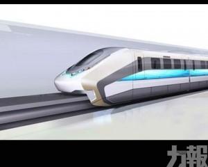 中國首列無人駕駛磁浮列車明年試行