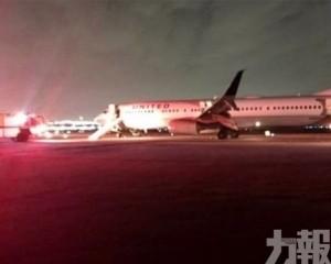 美聯航波音737客機被迫急降 有乘客受傷
