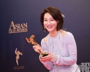 【亞洲電影大獎速報】惠英紅獲最佳女配角