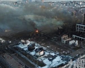 【蘇化工廠爆炸】增至62人死亡