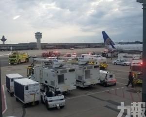 聯航波音客機急降 7人不適送院