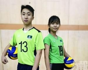 男女排青年隊強戰全國賽預賽