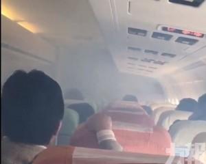 乘客猛咳 幸無人傷