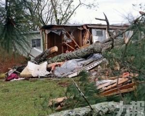 17股龍捲風橫掃美南部至少8死數十傷