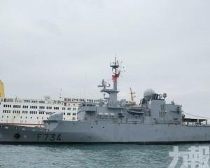 國防部:「非法」進入中國水域