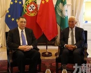 雙方冀未來加大經貿合作