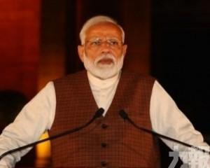 莫迪成功連任印度總理