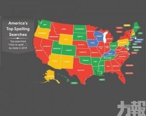 Google揭最多美國人唔識串嘅單字