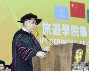 崔世安:增強課程國際認證實力