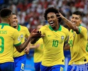 巴西小組首名闖美洲盃8強