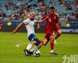 阿根廷小組次名闖美洲盃8強