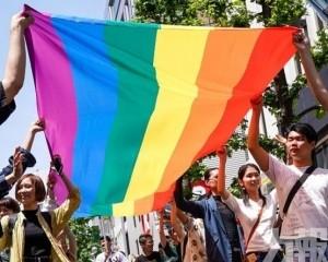 日本茨城縣7月推同性「伴侶宣誓制度」