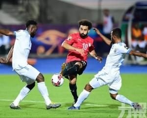 埃及兩連勝晉非國盃16強