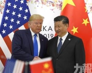 特朗普稱不急於達成美中貿易協議