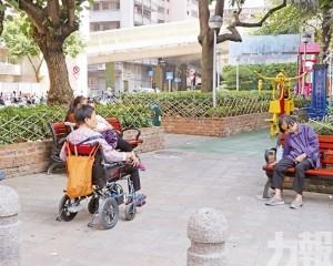 兩類殘疾津貼金額調升