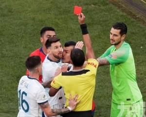 阿根廷2:1照赢智利得安慰獎