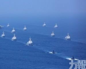 解放軍近日在東南沿海軍演