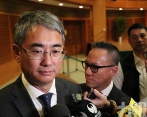 張永春:正依序調查政發局米健匿名投訴