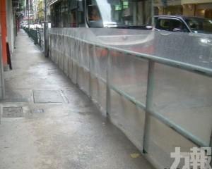 市政署明起維修 工程約15工作天