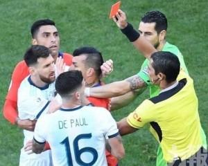美斯怒斥南美足協腐敗恐面臨停賽兩年處分