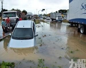 巴西東北部暴雨觸發山泥傾瀉 至少13死