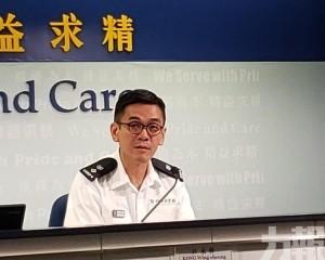 港警施放約1,000枚催淚彈