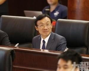 譚俊榮:正收集市民意願