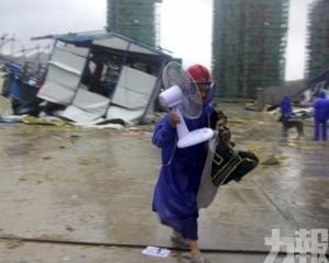 超強颱「利奇馬」凌晨登陸浙江
