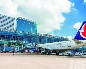 本澳往來上海、江蘇及山東多個航班取消
