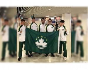 泰拳三傑征港戰東亞錦標賽