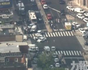 美費城槍擊案至少6警員中槍