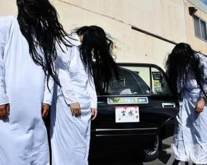 大阪推「猛鬼的士」迎客
