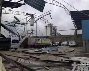 工人宿舍倒塌8人遇難